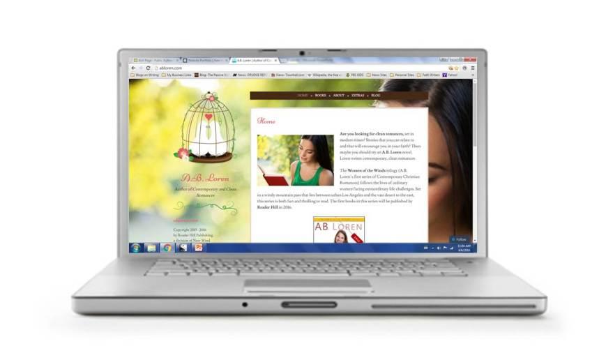 AB Loren website