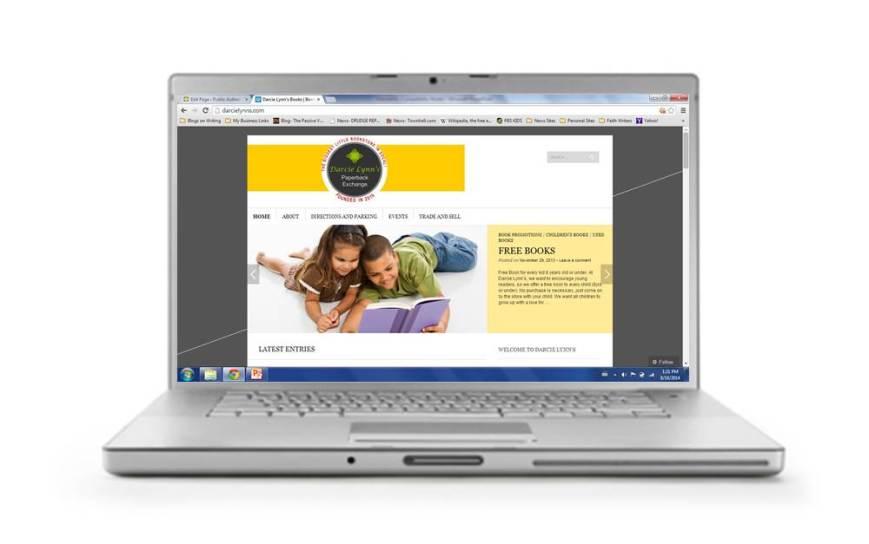 Darcie Lynns website
