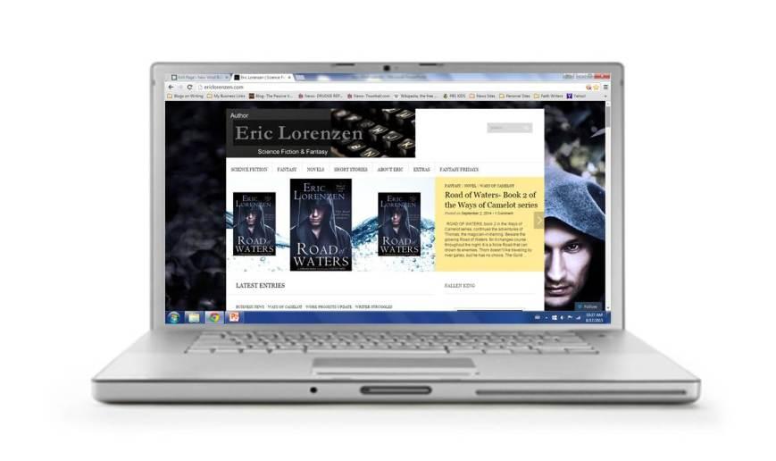Eric Lorenzen website