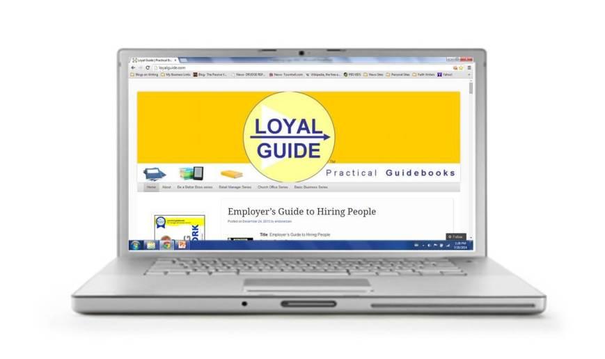LoyalGuide website2