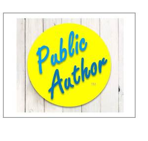 Public Author logo