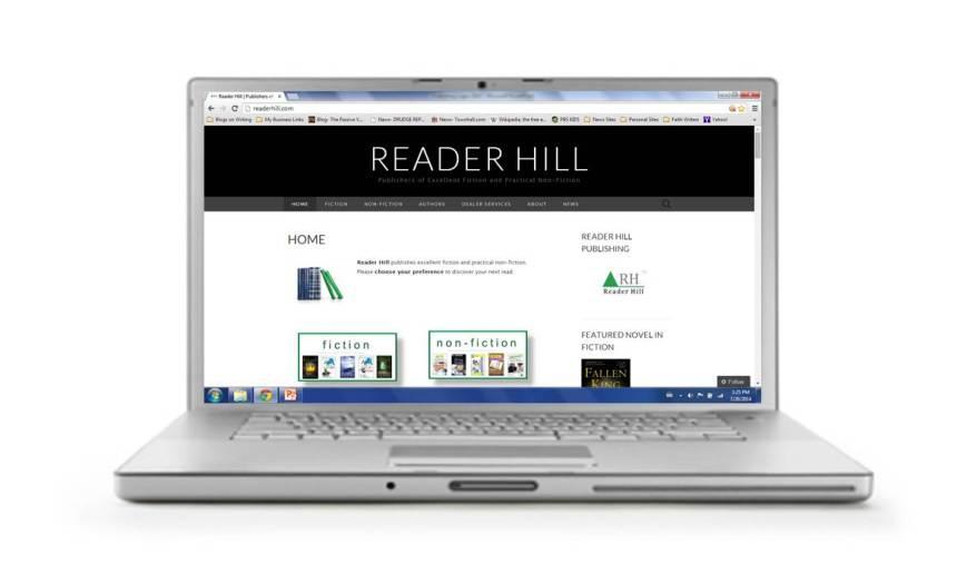 ReaderHill website2