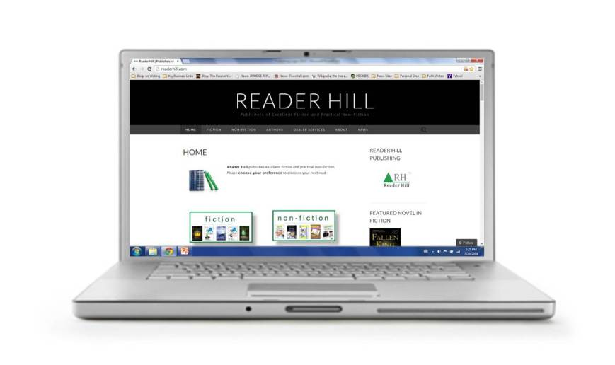 ReaderHill website2