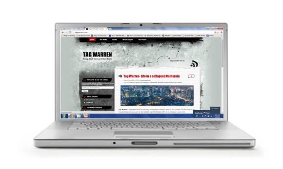 Tag Warren website