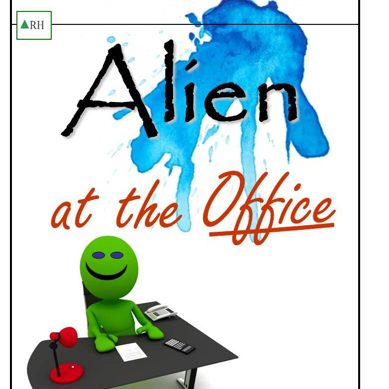 Alien at the Office cover