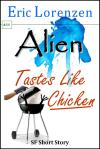Alien tastes like Chicken cover