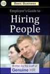 Employer's Guide to Hiring People cover