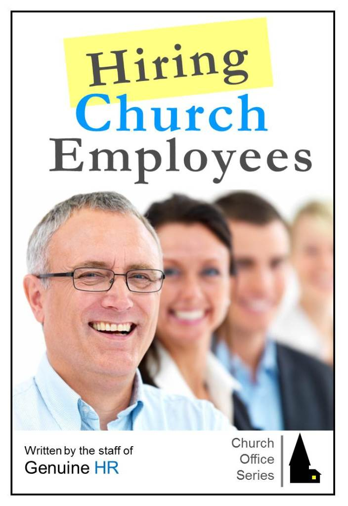 Hiring Church Employees