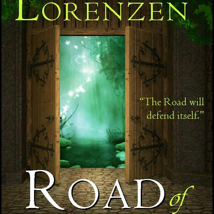 Road of Leaves paperback cover
