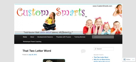 Custom Smarts website by Public Author