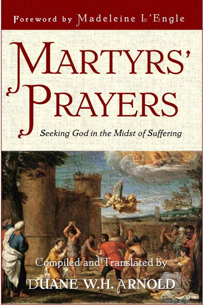 Martyrs' Prayers